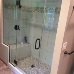 Glass Shower Door