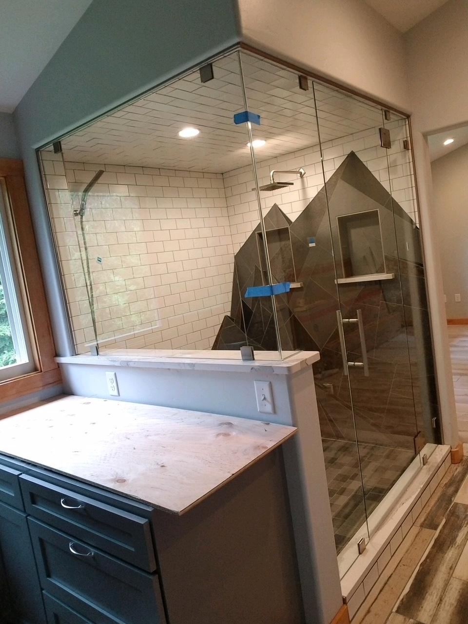 Glass Shower Doors Amp Mirror Installation And Repair In Alaska