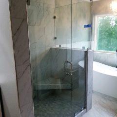 small modern shower 2