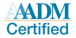 We are American Association of Automatic Door Manufacturers (AAADM) Certified